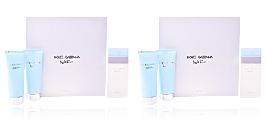 LIGHT BLUE COFFRET