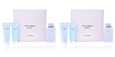 LIGHT BLUE EAU INTENSE SET Dolce & Gabbana