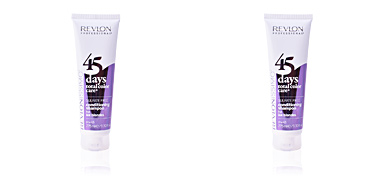 45 DAYS conditioning shampoo for ice blondes 275 ml Revlon