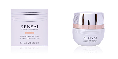 Eye contour cream SENSAI CELLULAR PERFORMANCE LIFTING eye cream Kanebo