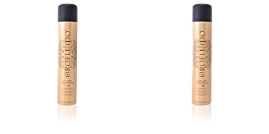 Hair styling product OROFLUIDO hairspray strong hold Orofluido