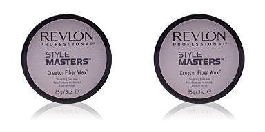 STYLE MASTERS creator fiber wax 85 gr Revlon