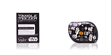 Hair brush COMPACT STYLER star wars multi character Tangle Teezer