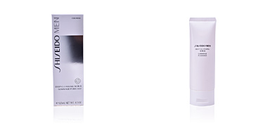 MEN deep cleansing scrub 125 ml Shiseido