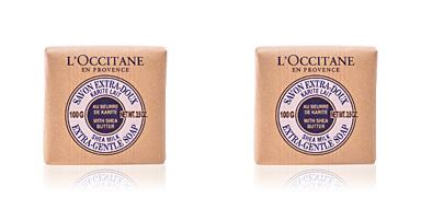 KARITE savon extra-doux lait L'Occitane