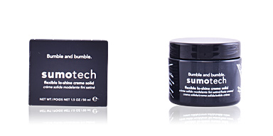 Prodotto per acconciature SUMO TECH flexible lo-shine creme solid Bumble & Bumble