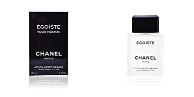 Aftershave ÉGOÏSTE lotion après rasage Chanel