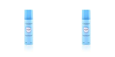 Face moisturizer AQUA RÉOTIER fresh moisturizing mist L'Occitane