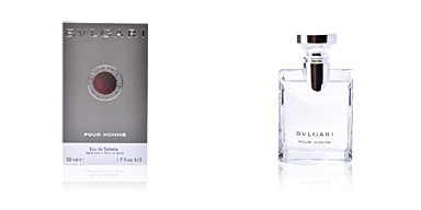 BVLGARI HOMME eau de toilette spray 50 ml Bvlgari