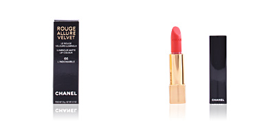 ROUGE ALLURE VELVET #66-l'indomabile  Chanel