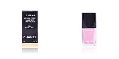 LE VERNIS LONGUE TENUE #588-nuvola rosa Chanel