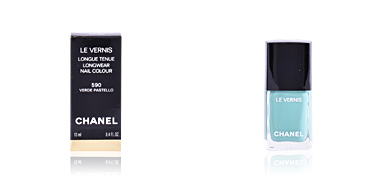 LE VERNIS LONGUE TENUE #590-verde pastello Chanel