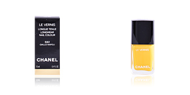LE VERNIS LONGUE TENUE #592-giallo napoli Chanel