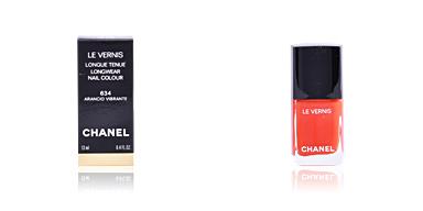LE VERNIS LONGUE TENUE #634-arancio vibrante Chanel