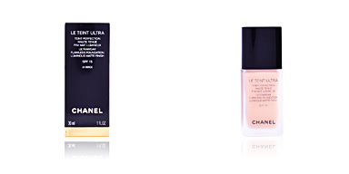 Foundation makeup LE TEINT ULTRA teint perfection haute tenue Chanel