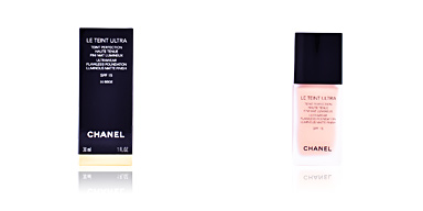 Base de maquillaje LE TEINT ULTRA teint perfection haute tenue Chanel