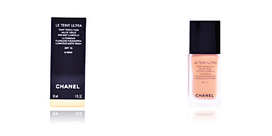Fondation de maquillage LE TEINT ULTRA teint perfection haute tenue Chanel