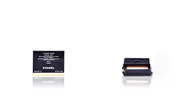 Base de maquillaje LE TEINT ULTRA ultrawear flawless compact recarga Chanel