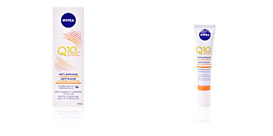 Q10+ anti-arrugas roll-on ojos energizante 15 ml Nivea
