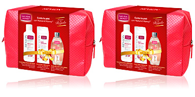 Natural Honey NECESER ROJO NATURAL HONEY SET 4 pz