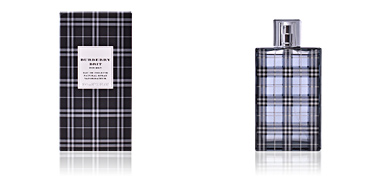 Burberry BRIT FOR MEN eau de toilette vaporisateur 100 ml