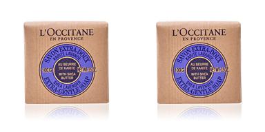 Jabón perfumado KARITE savon lavande L'Occitane