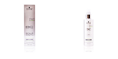 Tratamiento hidratante pelo BC SCALP GENESIS soothing serum dry & sensitive scalps Schwarzkopf