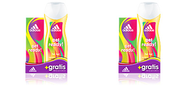 Adidas GET READY! FOR HER SET perfume