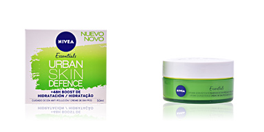 Nivea ESSENTIALS URBAN SKIN DEFENCE cuidado día SPF20 50 ml