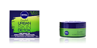 Nivea ESSENTIALS URBAN SKIN DEFENCE gel-crema noche 50 ml