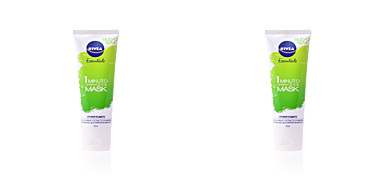 Nivea ESSENTIALS URBAN DETOX 1 MINUTO MASK arcilla 75 ml