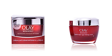 REGENERIST 3 AREAS crema anti-edad intensiva Olay