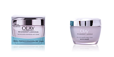 Antioxidant treatment cream REGENERIST LUMINOUS crema perfeccionadora del tono Olay
