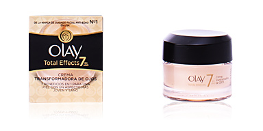 TOTAL EFFECTS crema transformadora ojos Olay