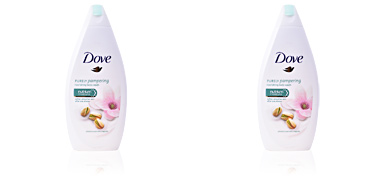 PURELY PAMPERING nourishing body wash Dove