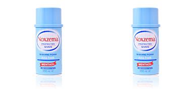 Shaving foam PROTECTIVE SHAVE menthol extra fresh Noxzema