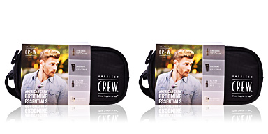GROOMING ESSENTIALS COFFRET American Crew