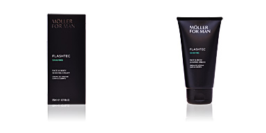 Shaving foam FLASHTEC SHAVING face & body shaving cream Anne Möller