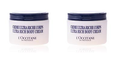 Body moisturiser KARITE crème ultra riche corps L'Occitane