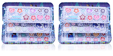 Maquillaje infantil FROZEN playing it cool beauty tin Disney