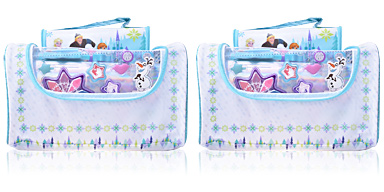 Maquillaje infantil FROZEN adventure and magic make up bag Disney