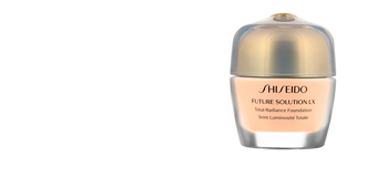 Base de maquillaje FUTURE SOLUTION LX total radiance foundation Shiseido
