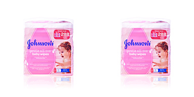 Johnson's BABY TOALLITAS HUMEDAS SET 4 pz