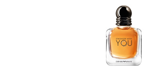 STRONGER WITH YOU eau de toilette vaporizzatore 50 ml Armani