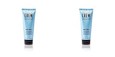 FIBER CREAM fibrous cream medium hold natural shine American Crew