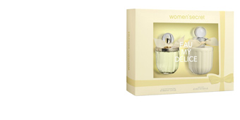 Women'Secret EAU MY DÉLICE ZESTAW perfum