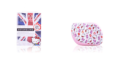 Escova de cabelo COMPACT STYLER hello kitty candy stripes Tangle Teezer
