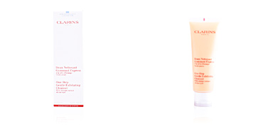Face scrub - exfoliator DOUX NETTOYANT GOMMANT express Clarins