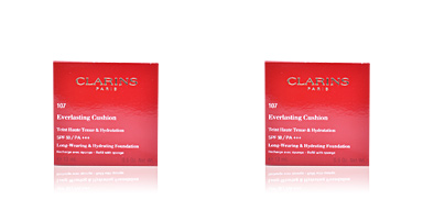 EVERLASTING cushion SPF50 recharge Clarins