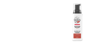 Tratamiento capilar - Tratamiento anticaída SYSTEM 4 SCALP & HAIR tratment step 3 colored hair Nioxin